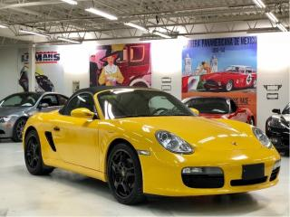 Used 2005 Porsche Boxster S, Bose for sale in Paris, ON