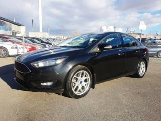 Used 2015 Ford Focus SE for sale in Calgary, AB