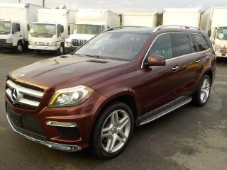 Used 2014 Mercedes-Benz GL550 4Matic 3rd row seating for sale in Burnaby, BC