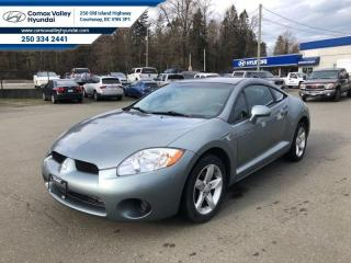 Used 2008 Mitsubishi Eclipse GS  Sporty Design - Fuel efficient - Cruise Control for sale in Courtenay, BC