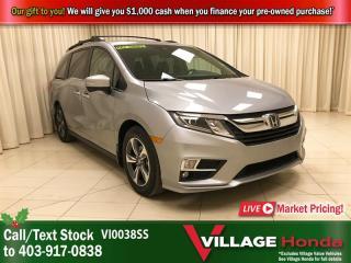 Used 2018 Honda Odyssey EX-L NAVI for sale in Calgary, AB