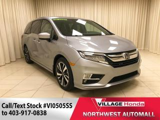Used 2018 Honda Odyssey Touring for sale in Calgary, AB