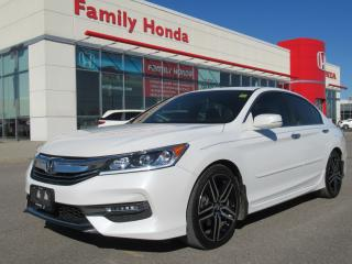 Used 2016 Honda Accord Sport, SUCH A CLEAN ACCORD! for sale in Brampton, ON