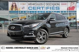 Used 2018 Infiniti QX60 AWD PREMIUM for sale in St-Léonard, QC