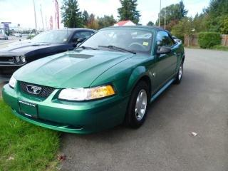 Used 1999 Ford Mustang for sale in Parksville, BC