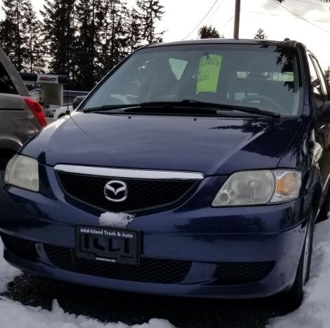 2002 Mazda MPV Wagon AUTO/PL/PW
