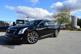 Used 2017 Cadillac XTS for sale in Coquitlam, BC