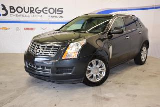 Used 2015 Cadillac SRX Navigation for sale in Rawdon, QC