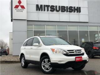 Used 2011 Honda CR-V EX FWD| SUNROOF| ALLOYS| HEATED SEATS| for sale in Mississauga, ON