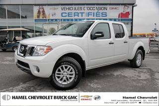 Used 2018 Nissan Frontier SV CREW CAB 4X4 for sale in St-Léonard, QC
