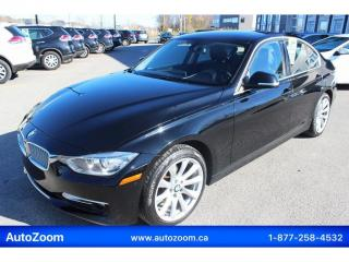 Used 2014 BMW 3 Series 320I XDRIVE NAVI for sale in Laval, QC