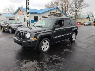 Used 2010 Jeep Patriot North 4x4 159k safetied North for sale in Madoc, ON