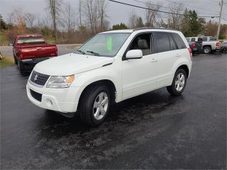 Used 2010 Suzuki Grand Vitara JLX-L AWD Leather 153K JLX-L for sale in Madoc, ON