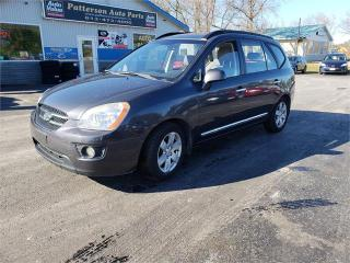 Used 2008 Kia Rondo @ Ronnie B's Bloomfield 613-393-3336 EX for sale in Madoc, ON