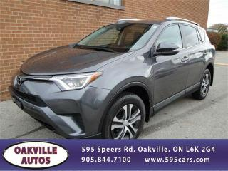 Used 2017 Toyota RAV4 LE for sale in Oakville, ON
