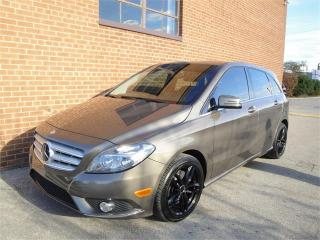 Used 2013 Mercedes-Benz B-Class B 250 Sports Tourer for sale in Oakville, ON