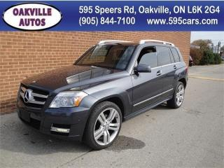 Used 2011 Mercedes-Benz GLK-Class GLK 350 for sale in Oakville, ON