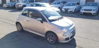Used 2012 Fiat 500 Sport for sale in Burlington, ON