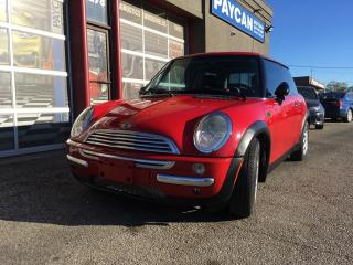 Used 2004 MINI Cooper Hardtop Classic for sale in Kitchener, ON