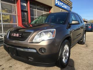 Used 2011 GMC Acadia SLE1 for sale in Kitchener, ON
