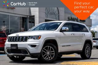 Used 2018 Jeep Grand Cherokee Limited|4x4|Sunroof|SiriusXM|Auto.Start|Bluetooth|Backup.Cam| for sale in Thornhill, ON