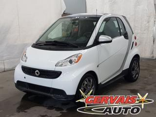 Used 2013 Smart fortwo PURE A/C for sale in Shawinigan, QC