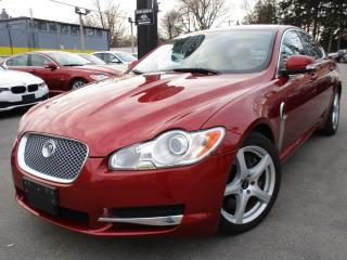 Used 2009 Jaguar XF SUPERCHARGED ~ NAVIGATION ~ 167,000KMS !!! for sale in Burlington, ON