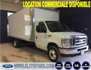 Used 2016 Ford E450 E-450, ROUES DOUBLES, CUBE 16 PIEDS for sale in St-Jérôme, QC
