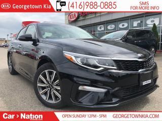 Used 2019 Kia Optima LX+ | $178 BI-WEEKLY | 5 YEAR WARRANTY | for sale in Georgetown, ON