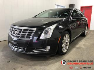 Used 2013 Cadillac XTS Premium - Toit for sale in Drummondville, QC