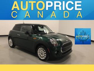 Used 2016 MINI 3 Door Cooper PANOROOF|LEATHER for sale in Mississauga, ON