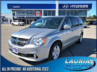 Used 2017 Dodge Grand Caravan for sale in Port Hope, ON