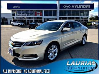 Used 2015 Chevrolet Impala for sale in Port Hope, ON