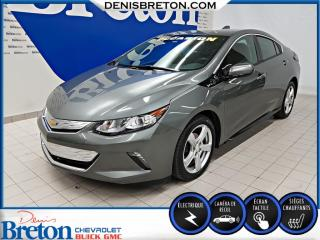 Used 2017 Chevrolet Volt for sale in St-Eustache, QC