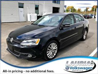 Used 2012 Volkswagen Jetta for sale in PORT HOPE, ON