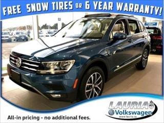 Used 2018 Volkswagen Tiguan for sale in PORT HOPE, ON