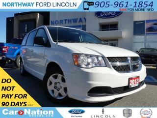 Used 2013 Dodge Grand Caravan SXT | STOW N GO | 3RD ROW SEATING | for sale in Brantford, ON
