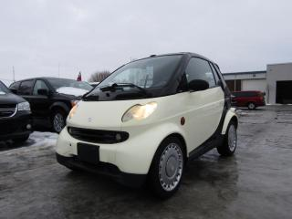 Used 2005 Smart fortwo CONVERTIBLE+  CDI(DIESEL) for sale in Napierville, QC