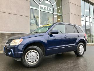 Used 2009 Suzuki Grand Vitara JLX-L for sale in Ste-Agathe-des-Monts, QC