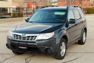 Used 2011 Subaru Forester 2.5 X Convenience Package AWD | Bluetooth | Heated Seats | CERTIFIED for sale in Waterloo, ON