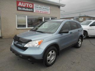 Used 2008 Honda CR-V LX AWD ** 132 000 KM ** for sale in St-Hubert, QC