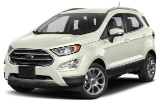 New 2018 Ford EcoSport Titanium for sale in Calgary, AB