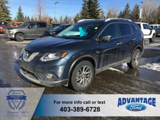 Used 2016 Nissan Rogue for sale in Calgary, AB
