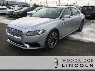 New 2018 Lincoln Continental Select for sale in Calgary, AB