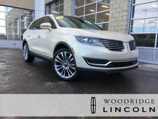 Used 2016 Lincoln MKX Reserve ***PRICE REDUCED***2.7L ECO, NAVIGATION, SUNROOF, 21