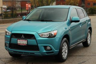 Used 2011 Mitsubishi RVR SE ONLY 61K | Bluetooth | CERTIFIED for sale in Waterloo, ON