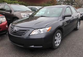 Used 2009 Toyota Camry LE ONLY 62K | CERTIFIED for sale in Waterloo, ON