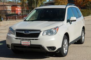 Used 2014 Subaru Forester 2.5i Convenience Package AWD | Bluetooth  | CERTIFIED for sale in Waterloo, ON