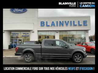 Used 2016 Ford F-150 Lariat for sale in Blainville, QC
