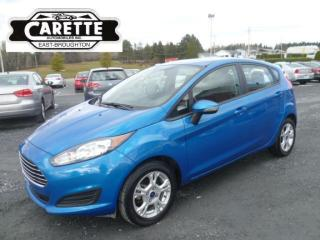 Used 2015 Ford Fiesta SE for sale in East broughton, QC